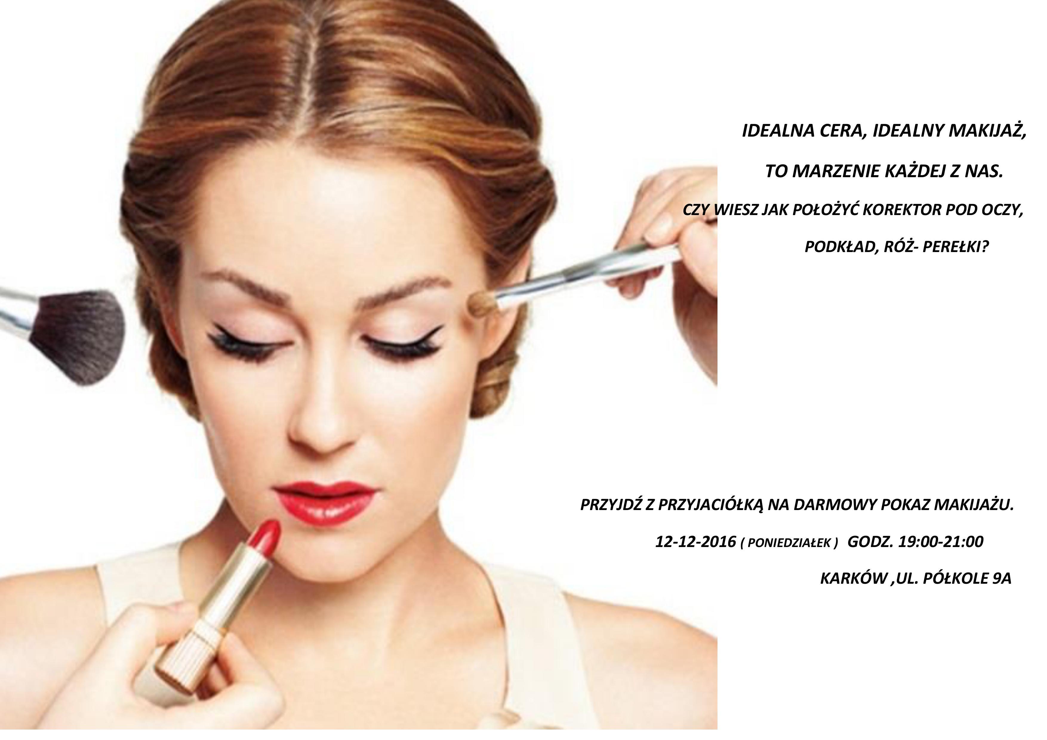 Tajemnice makijażu